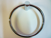 SCS Towel ring 90560CH